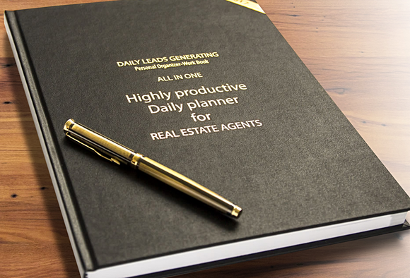 2019 Daily Planner for Real Estate Agents