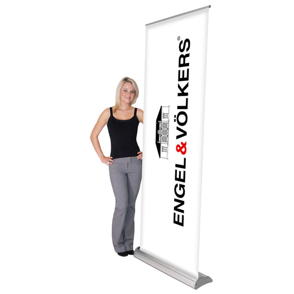 Engel & Volkers Retractable Banner - Premium