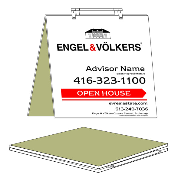 Engel & Völkers - Sandwich Boards