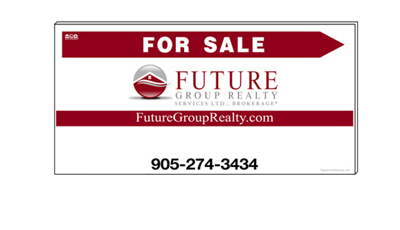 Future Group Realty - Directional Signs, Generic