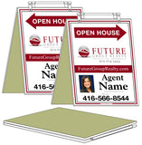 Future Group Realty - Sandwich Boards