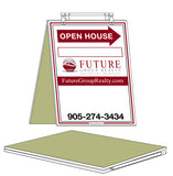 Future Group Realty - Sandwich Boards, Generic