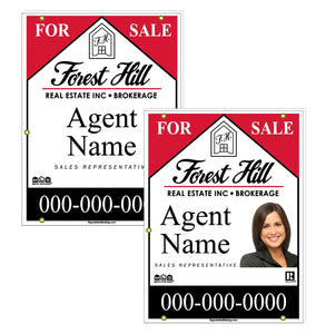 Forest Hill - For Sale Signs