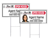 Forest Hill - Directional Signs, Personalized