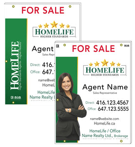 HomeLife - For Sale Signs