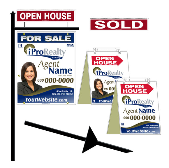 iPro Realty - New Agent Packages