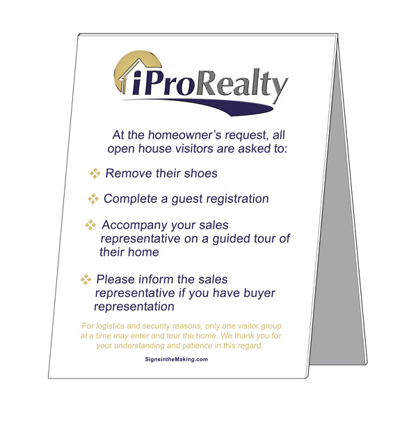 iPro Realty - Open House Etiquette
