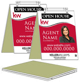 Keller Williams - Sandwich Boards