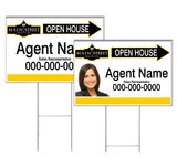Main Street - Directional Signs, Personalized