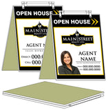 Main Street - Sandwich Boards