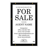 On The Block - For Sale Signs