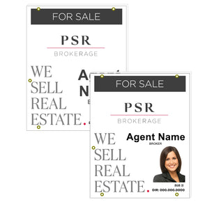 PSR - For Sale Signs