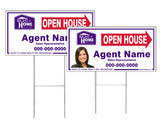 Right at Home - Directional Signs, Personalized