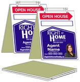 Right At Home - Sandwich Boards