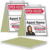 Real Estate Homeward - Sandwich Boards