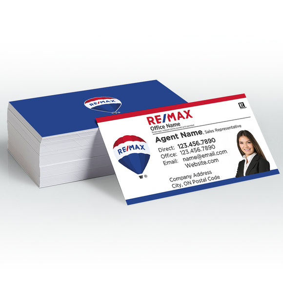 Business Cards - RE/MAX