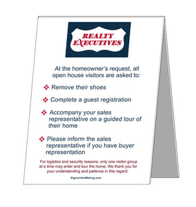 Realty Executives - Open House Etiquette