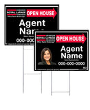 Royal LePage - Directional Signs, Personalized
