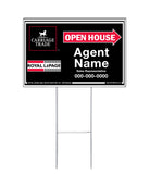 Royal LePage Carriage Trade - Directional Signs, Personalized