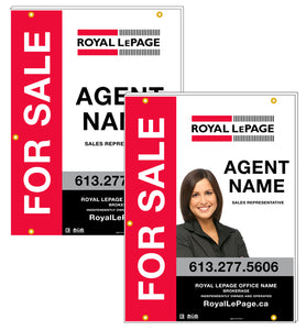 Royal LePage - For Sale Signs