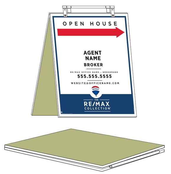 RE/MAX COLLECTION® - Sandwich Boards
