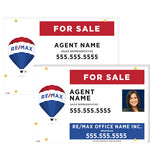 RE/MAX<sup>®</sup> - For Sale Signs