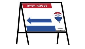 RE/MAX® - A-Frame Open House Inserts (Sets of 2) Generic