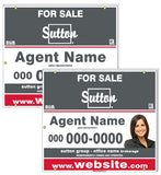 Sutton - For Sale Signs