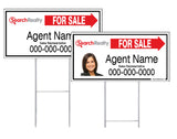 Search Realty - Directional Signs, Personalized