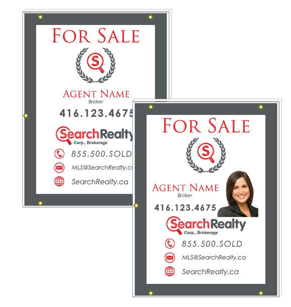 Search Realty - For Sale Signs