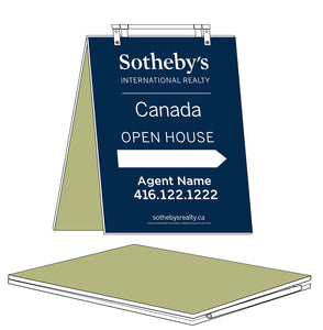 Sotheby's - Sandwich Boards