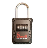 Heavy-Duty Steel Vault Locks<sup>®</sup> Lock Box
