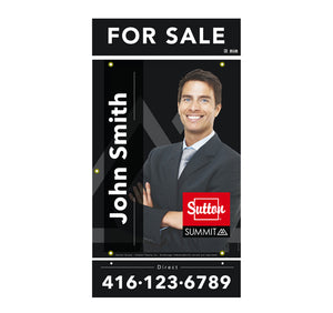 Sutton Summit - For Sale Sign - Style 2