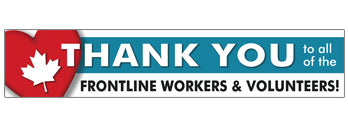 Thank You, Frontline Workers - Top Rider