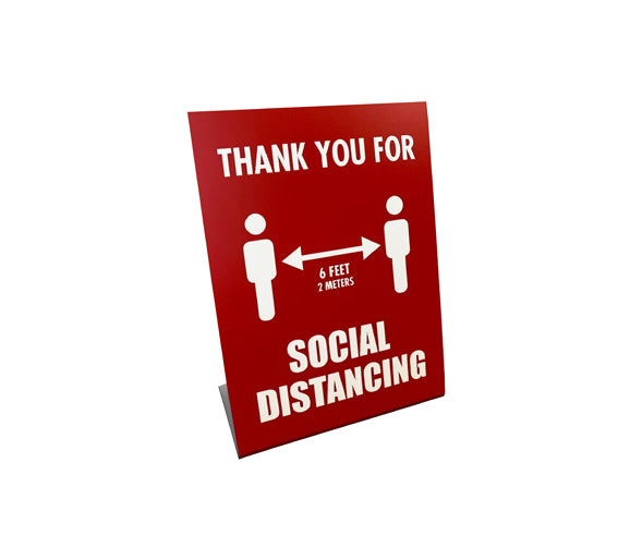 Standup - Thank You For Social Distancing