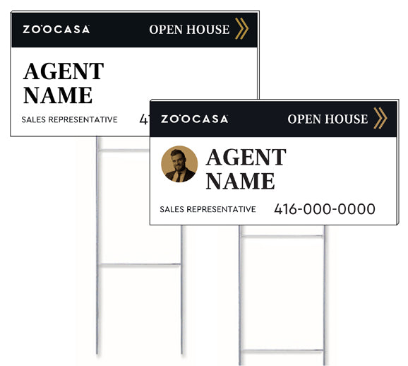 Zo˙ocasa - Directional Signs, Personalized