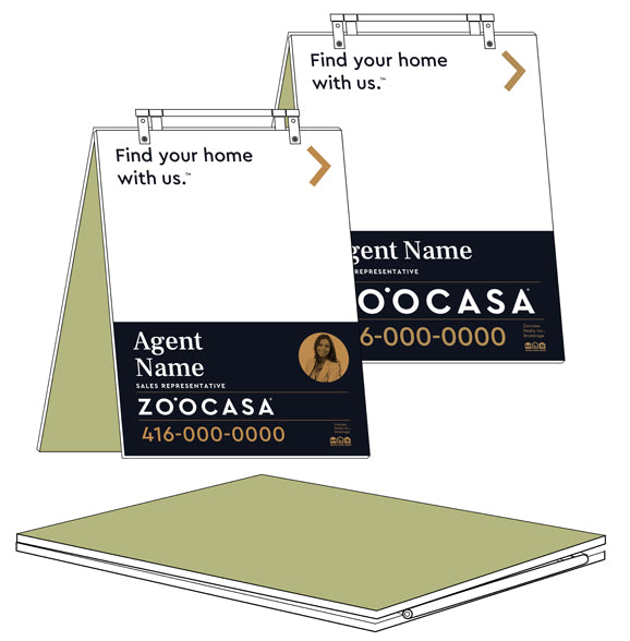 Zo˙ocasa - Sandwich Boards