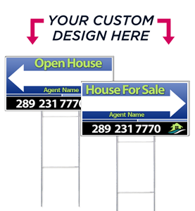 Custom Directional Signs