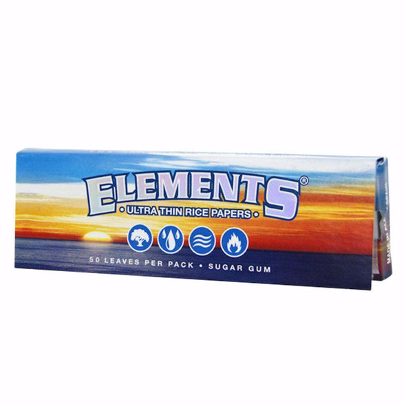 Elements Cigarette Papers - Infyniti Scales