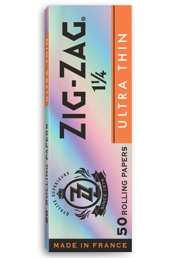 Zig Zag Ultra Thin Cigarette Papers