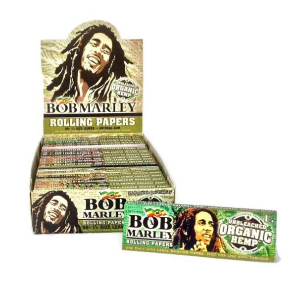 Bob Marley Organic Cigarette Papers