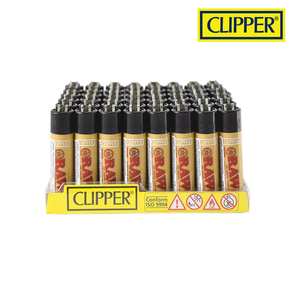 Clipper Lighter Micro Raw  Design