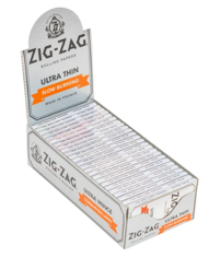 CP-GN-CP1274: ZIG ZAG ULTRA THIN SINGLE WIDE CIGARETTE PAPERS