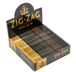 CP-GN-CP1276: ZIG ZAG SLIM KING SIZE CIGARETTE PAPERS