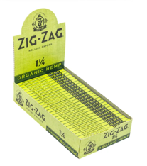 Zig Zag Organic Hemp Cigarette Papers