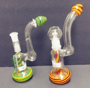 "7"" Spiral Color Dual Function Rig ***"