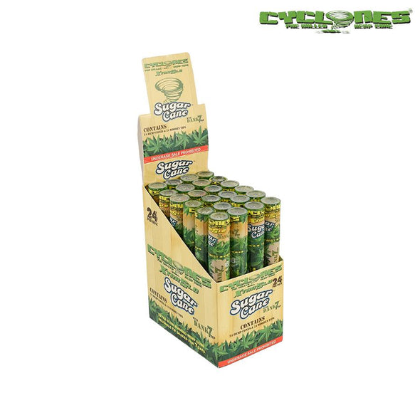 Cyclone Pre-Rolled Hemp Cones -Sugar Cane - Infyniti Scales