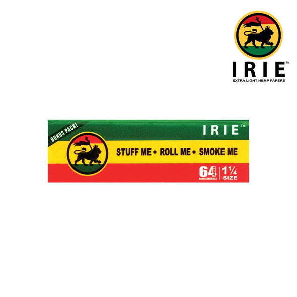 Irie Brand Cigarette Papers - Infyniti Scales