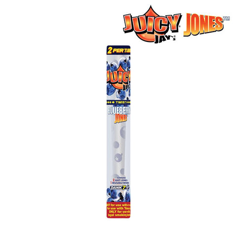 CP1124BLU: Juicy Jay's Pre-Rolled Cones Blueberry - Infyniti Scales