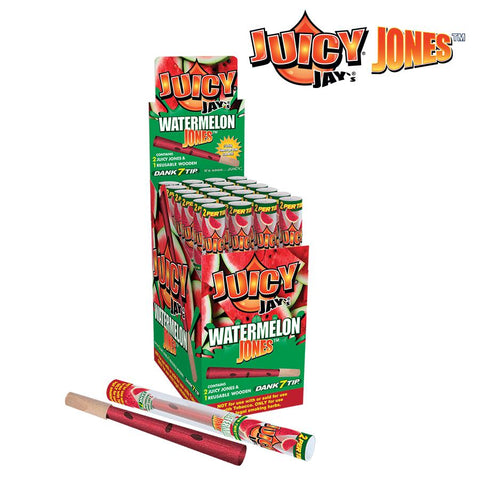 CP1124WAT: Juicy Jay's Pre-Rolled Cones Watermelon - Infyniti Scales